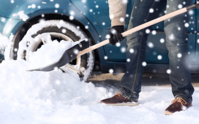 Hate To Shovel?  Melt The Snow Away!