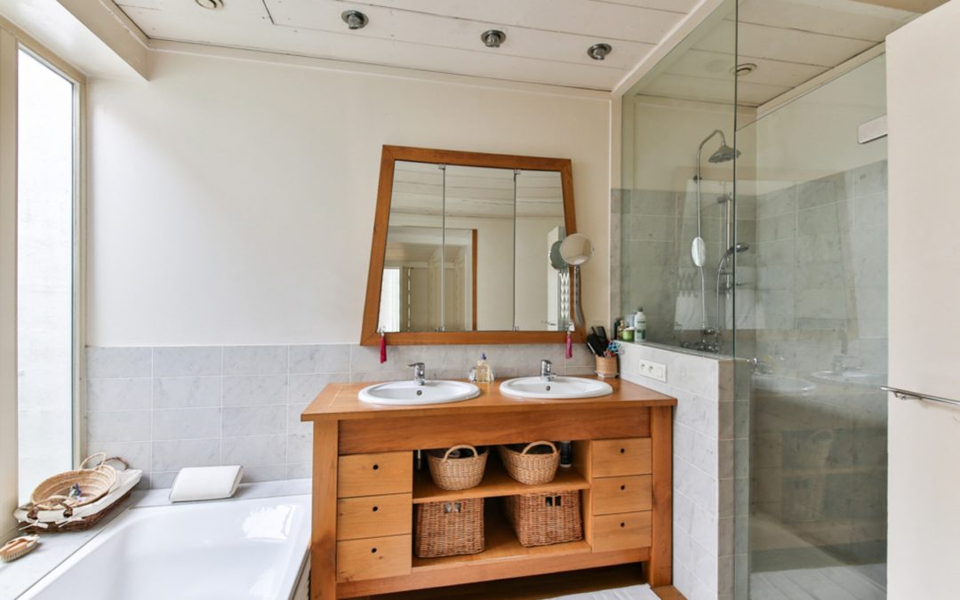 Renovated Bathroom with Spa Features