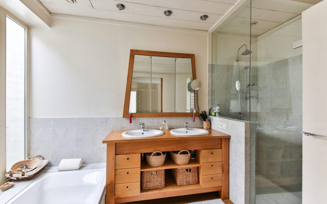 Bathroom Renovation with Spa-Like Amenities