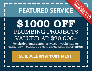 $1,000 off $20,000 project coupon